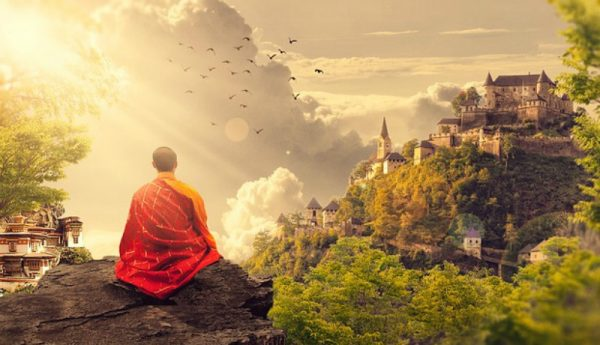 Quit alcohol with meditation